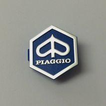 Vespa Piaggio diamond horn cover badge