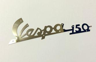 Vespa legshield badge VBA,VBB,Sportique image #1