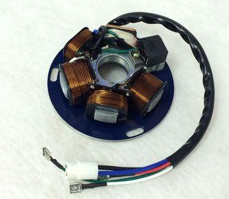 Vespa PX electronic stator plate image #1