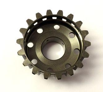 Vespa 21 tooth clutch drive cog COSA/PX Disc image #1