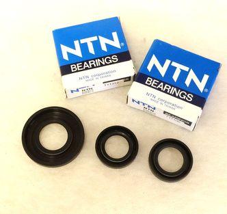 Vespa main bearings and seals set V50/90/100/PK50/PK100 image #1