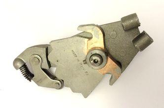 Vespa GS150 gear selector (box) 4 speed image #1