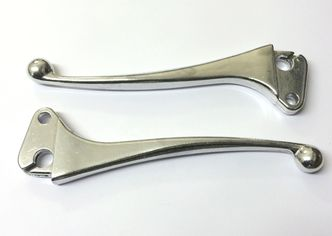 Vespa clutch and brake levers Rally/Sprint/Super/GTR image #1