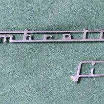 Legshield badges Lambretta LI150