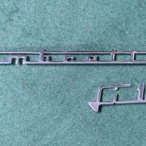 Legshield badges Lambretta LI 125