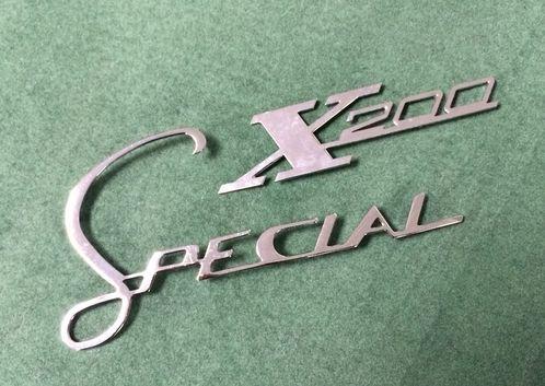 Legshield badges Lambretta Special X200 image #1