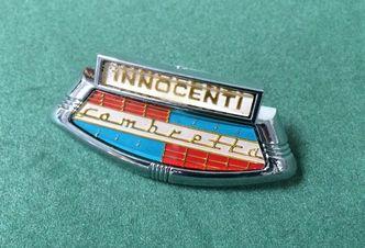 Lambretta horncast badge Innocenti shield for Series 2 & 3 image #1