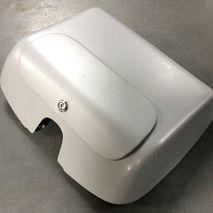 Vespa GS160 legshield glovebox SS180