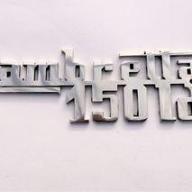 Lambretta LD Mk3 legshield badge CASA C153