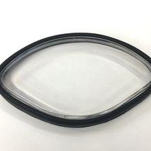 Vespa CLAM shape speedo glass and rubber VBB / GS etc