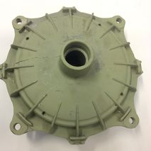 Lambretta front brake drum