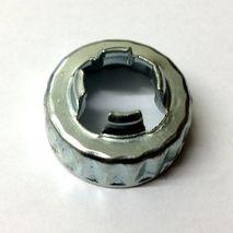 Vespa rear hub nut castle cover P/N 194423 T5/PX