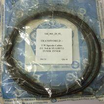 Lambretta series 3 Italian style speedo inner cable