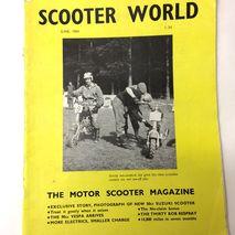 Scooter World magazine JUNE 1964