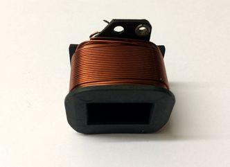 Vespa 12 volt stator lighting coil Piaggio 218427  image #1