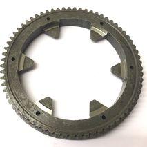 Vespa gear outer ring 077351 67 teeth NOS