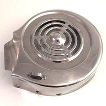 Lambretta polished stainless flywheel cover Li / SX / TV