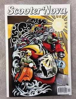 Scooter NOVA magazine number 12 image #1