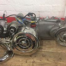 Granturismo 240cc engine complete