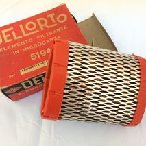 Lambretta DELLORTO air filter series 1/2