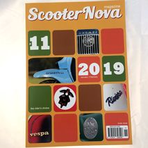 Scooter NOVA magazine number 11