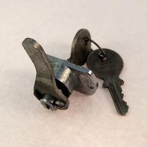 Lambretta series 1 FISAM toolbox lock NOS