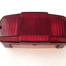 Siambretta rear light lens ( series 3/ 2) CEV copy NOS