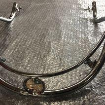 Lambretta VIGANO series 1 / 2 bumper