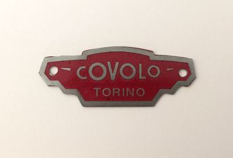 COVOLO seat badge image #1