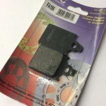 Vespa PX EBC disc pads (front)