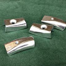 Lambretta series 3 bottom legshield beading clips