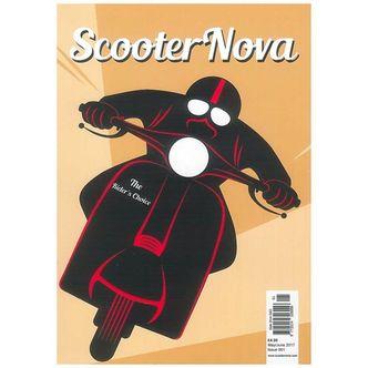 Scooter Nova Magazine number 1 image #1