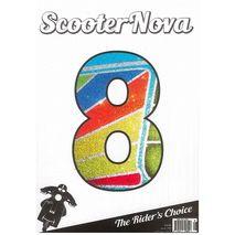 Scooter Nova number 8