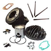 Lambretta 185cc cylinder kit by Scootopia