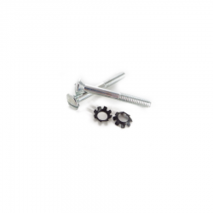 Lambretta handlebar top securing screw set S1 / 3