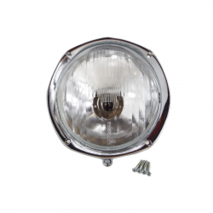 "Lambretta ""CARELLO"" head light unit SX / TV / Special"