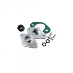 Lambretta 6 volt magneto wiring clamp set image #1
