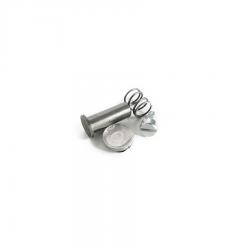 Lambretta steering lock pin set image #1