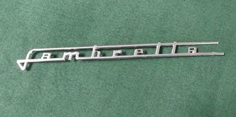 Lambretta Series 3 panel badge image #1