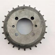 Vespa front brake drum 23208 NOS