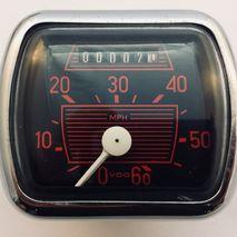 VDO 60mph speedometer NOS