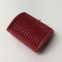 Vespa 90 brake rubber red