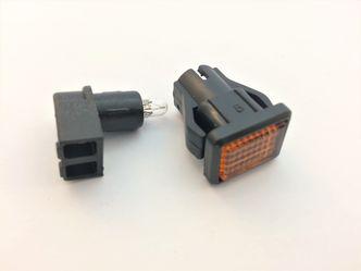 Vespa amber indicator warning light PX Mk1  image #1