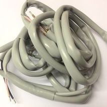 Lambretta LD / D battery wiring loom E109/C