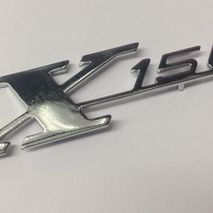 Lambretta X150 Legshield Badge SX150